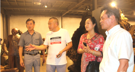桂林市工艺美术协会为抢救唐国宣生命捐款5千元