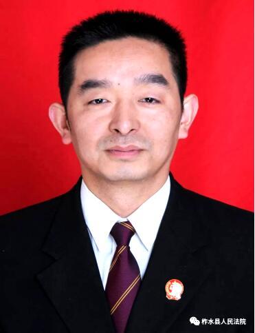 陕西省商洛市柞水法院刑庭庭长张涛工作纪实