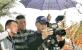 河北省武安市磁山二街盛开影视花:微电影《接旗》开机