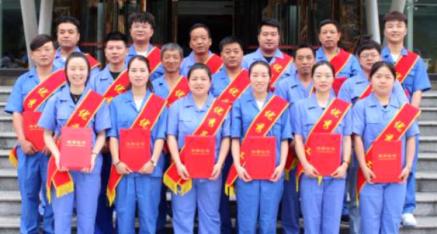 陕西省商洛柞水村镇供水公司经理张永志同志先进工作纪实