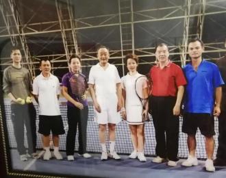 广西桂林市三届体委主任申银皎